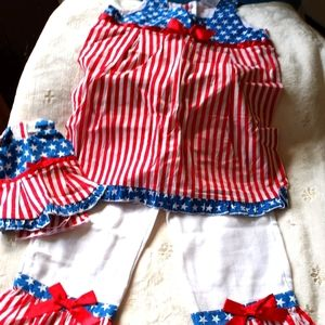 Lil Girl & American Doll Matching Outfits